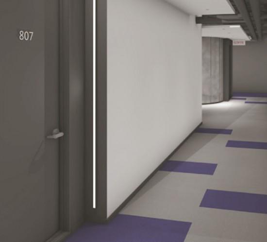 Zarate Lavigne - transformation corridor residence