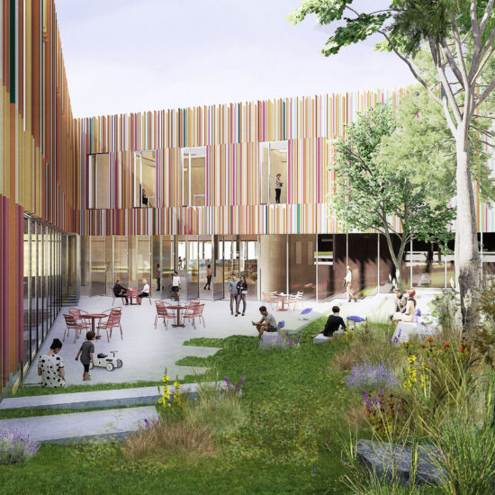 Zaraté lavigne - projet d'architecture à Vaudreuil-Dorion jardin-paysage