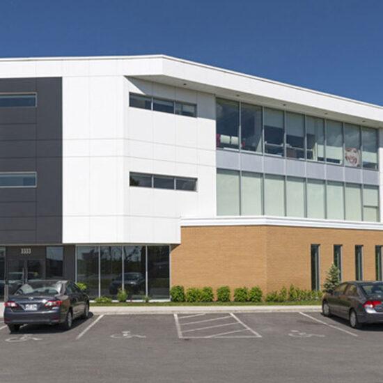 Zaraté Lavigne-bâtiment de soins de santé du ruisseau