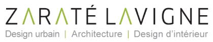 agence zarate lavigne design urbain architecture passive design interieur