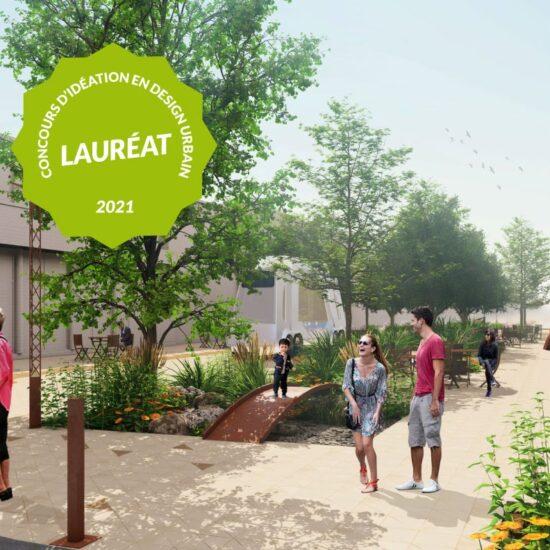 Zaraté Lavigne- concours de design urbain